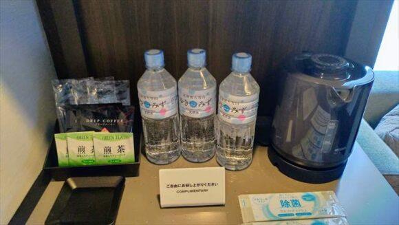 ソラリア西鉄ホテル札幌のデラックストリプルルーム