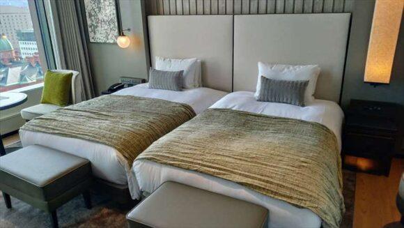 ソラリア西鉄ホテル札幌のプレミアムツインルーム