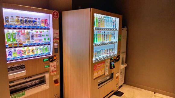 ソラリア西鉄ホテル札幌の自動販売機・製氷機