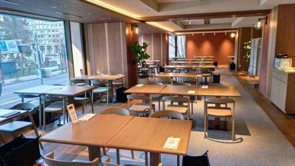 ソラリア西鉄ホテル札幌おすすめ朝食ブッフェ