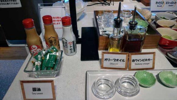 ソラリア西鉄ホテル札幌の朝食ブッフェ(和食)