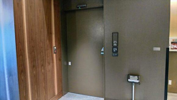 ソラリア西鉄ホテル札幌のセルフクローク