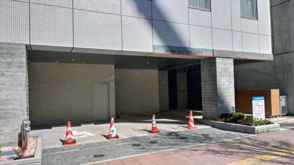コンフォートホテル札幌すすきのの駐車場