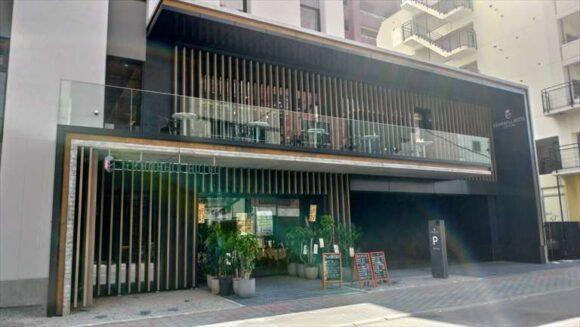札幌グランベルホテル外観