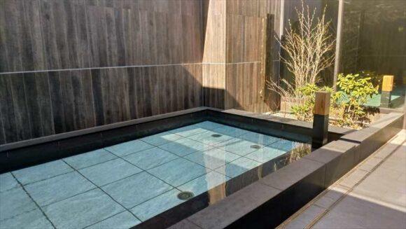 札幌グランベルホテルの最上階大浴場&露天風呂