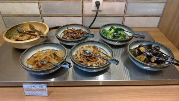 札幌グランベルホテルおすすめ朝食ブッフェバイキング