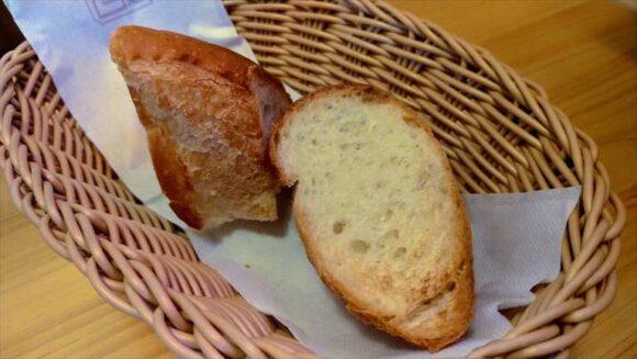 コメダ珈琲のフランスパン