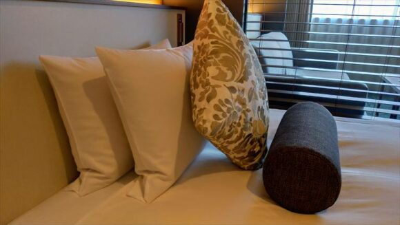 クロスホテル札幌おすすめ客室(デラックスツイン コンバーチブル)