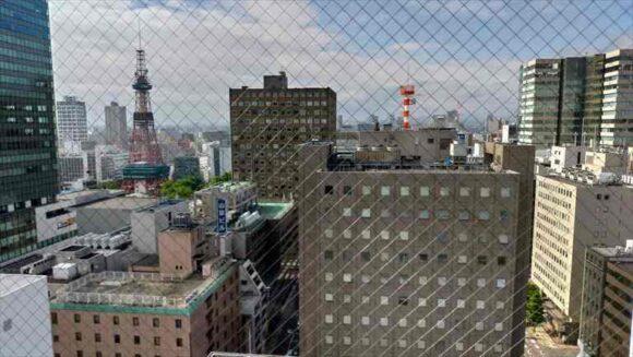 クロスホテル札幌のラウンジ