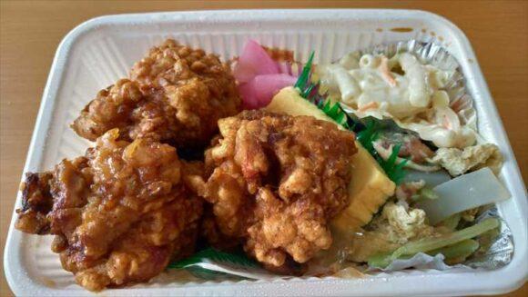 フードパンダで注文した味太郎のお弁当