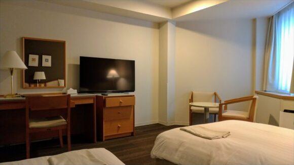 新千歳空港エアターミナルホテルの客室
