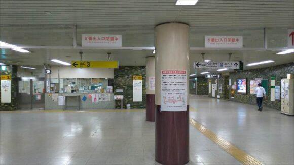 地下鉄東西線「二十四軒」駅