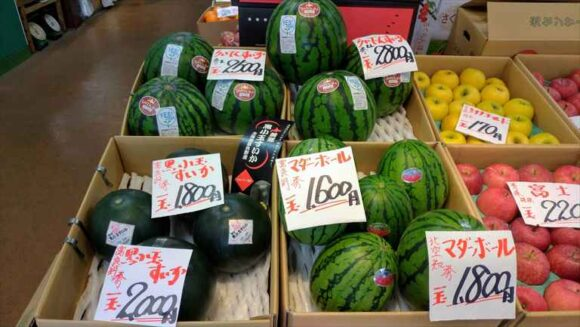札幌場外市場おすすめ穴場②さっぽろ青果館