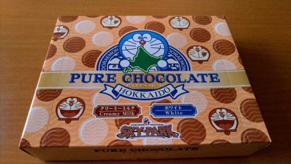 わくわくスカイパーク(新千歳空港)限定②ドラえもんピュアチョコレート