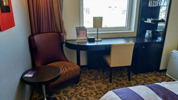 メルキュールホテル札幌の客室レビュー(スタンダードクイーンルーム)