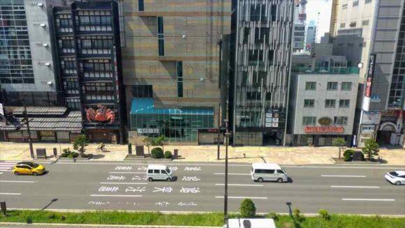 メルキュールホテル札幌のジム