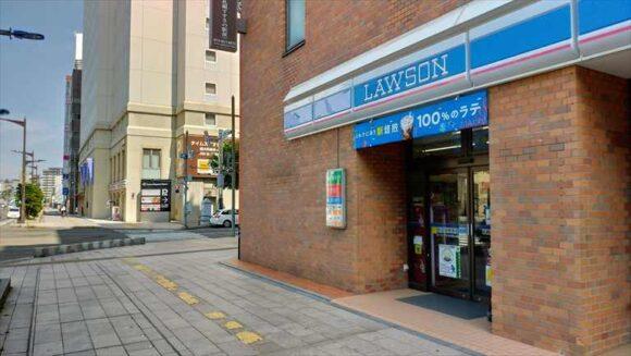 メルキュールホテル札幌近くのコンビニ