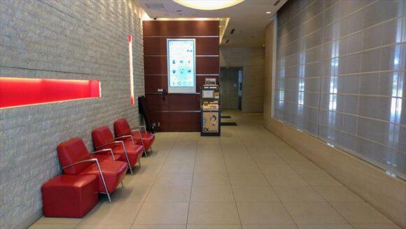 メルキュールホテル札幌1階