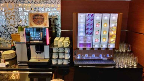 メルキュールホテル札幌の朝食ブッフェバイキング