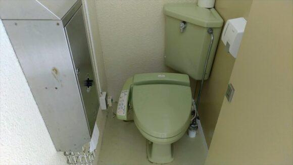 マオイオートランドのトイレ