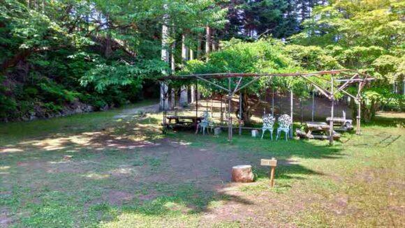 紅桜アウトドアガーデンのディキャンプ(2区画)