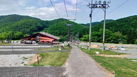 ばんけいキャンプフィールド(ban.K camp field)おすすめフリーサイト