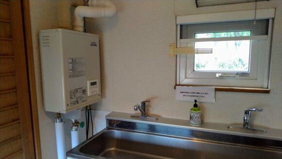 ワンダーランドサッポロ(西区キャンプ場)おすすめトイレ&炊事場