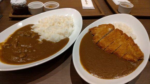 函館五島軒の看板メニュー「イギリス風カレー」