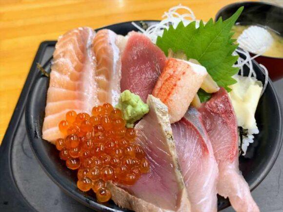 近藤昇商店 寿司処けいらん(二条市場)おすすめ海鮮丼