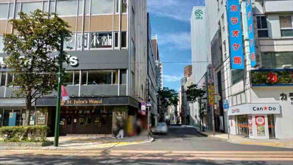 札幌市内の有名な地蔵スポット