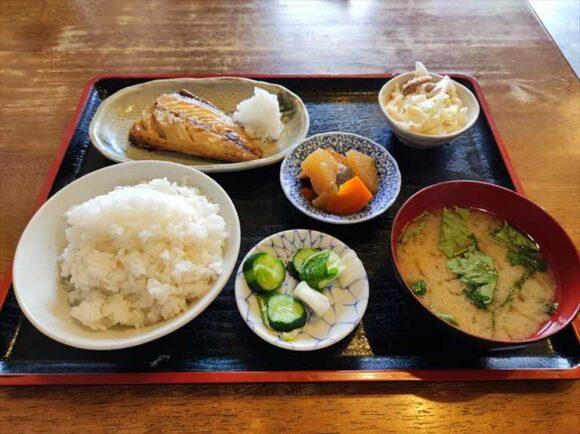お食事処菊水の日替わり定食