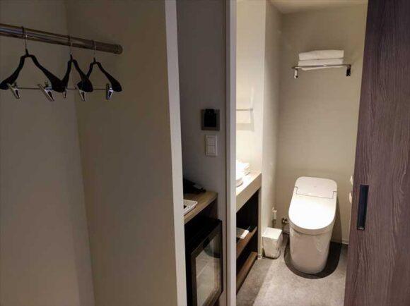 すすきのグランベルホテルの客室レビュー(コーナーダブル)