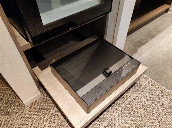 すすきのグランベルホテルのセキュリティボックス