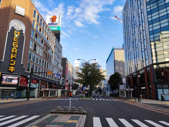 ザ ノット札幌のアクセス