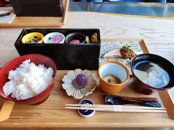 ザ ノット札幌(THE KNOT SAPPORO)おすすめ朝食「和食御膳」