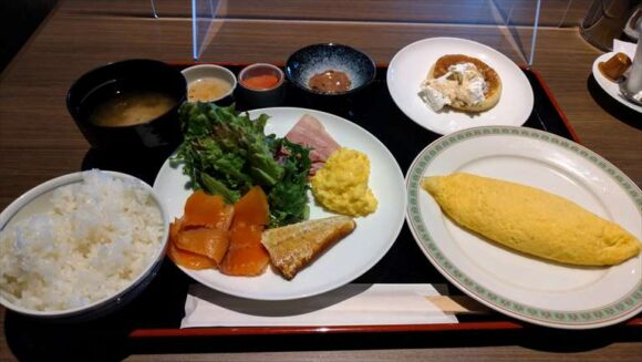 ANAクラウンプラザホテル札幌おすすめ朝食ブッフェバイキング