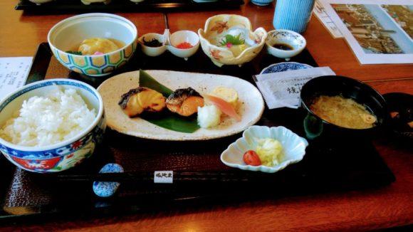 京王プラザホテル札幌の和定食
