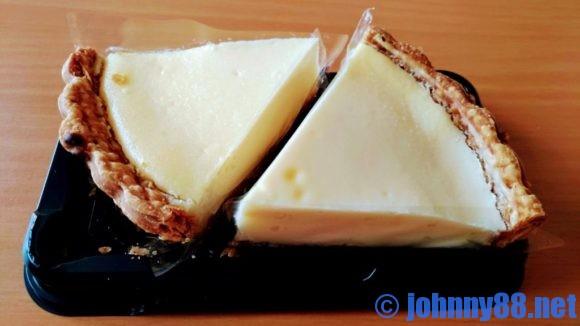 不二家工場直売所の訳ありチーズケーキ