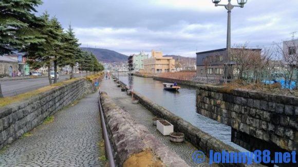 小樽北運河
