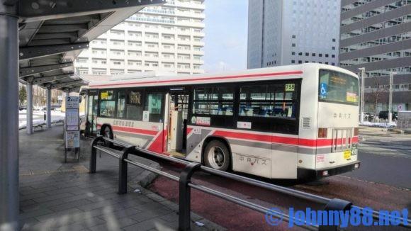 札幌駅北口バス乗り場