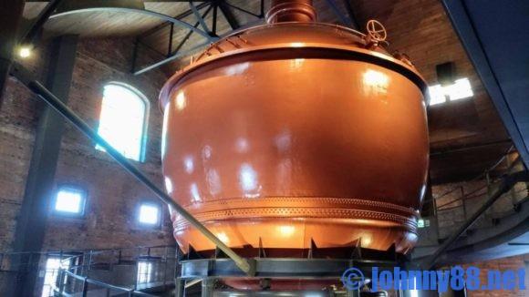 サッポロビール博物館内観