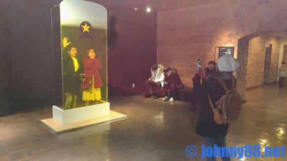 サッポロビール博物館にある撮影スポット