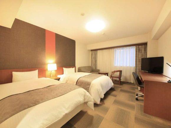リッチモンドホテル札幌大通の客室