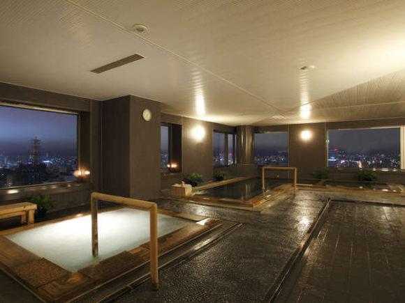 JRタワーホテル日航札幌のスパ