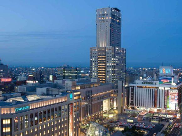 JRタワーホテル日航の外観