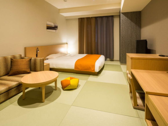 ラ・ジェント・ステイ札幌大通の日本式の客室