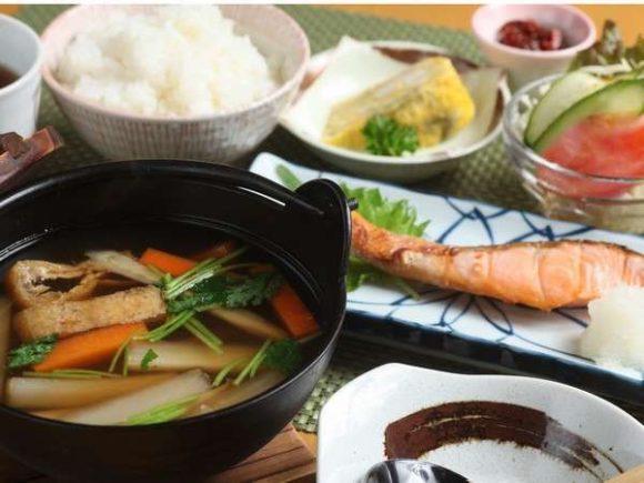 フレイムホテル札幌の朝食