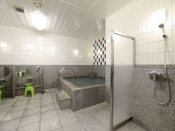 ホテル法華クラブ札幌の大浴場(男性浴場)