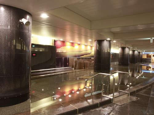 ジャスマックプラザホテルの温泉