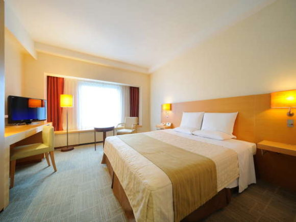 ホテルオークラの客室